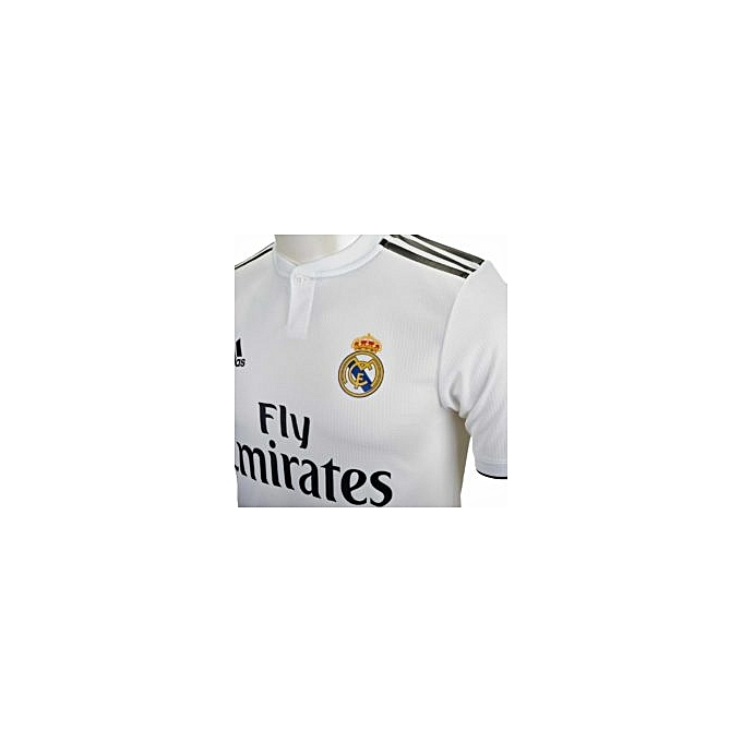 cheap for discount 8ef51 96fbe Real Madrid Home Authentic Jersey 2018-19 - White