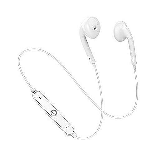 01f60640d94 Buy Vivo Vivo Wireless Bluetooth 4.1 Stereo Sport Sweatproof Headphones  With Built-in Mic - White online | Jumia Uganda