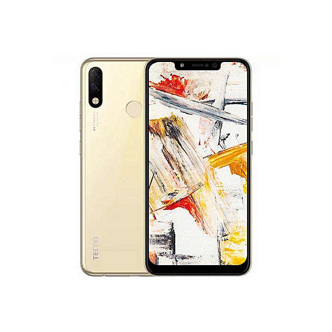 Original Tecno Spark 3 Pro Smartphone: 6 2