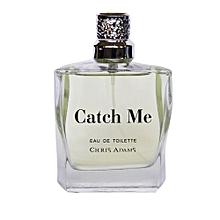 38c04c7f0 Chris Adams Catch Me Eau de Toilette For Men - 100ml Clear