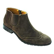 Chelsea Boots - Dark Brown