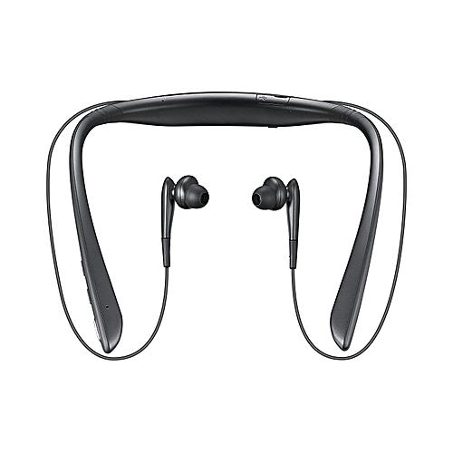 4e79d657c71 Buy Samsung Samsung Level U Pro Bluetooth Wireless In-Ear Headphones with  Microphone and UHQ Audio - Black online | Jumia Uganda
