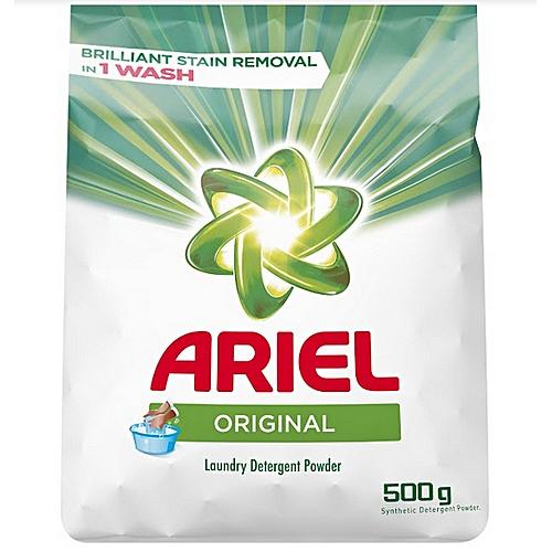 Detergent Powder ARIEL 500gms Boss
