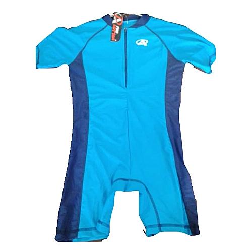 b2d2420ebcb Buy Generic Boy's Swimming Costume - Blue online | Jumia Uganda