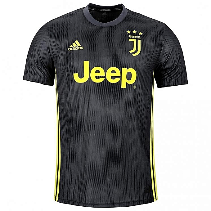 feb9293dbf3 Generic Replica Juventus 2018 19 Away Jersey - Dark Grey
