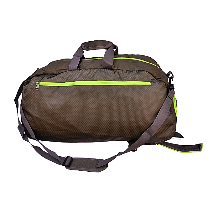Generic Sports Gym Travel Duffel Bag with Shoe Compartment - Green ... 89bd73fdd