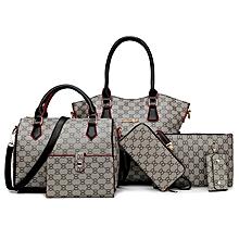 94dddd867f 6-In-1 Women  039 s Handbag - Grey