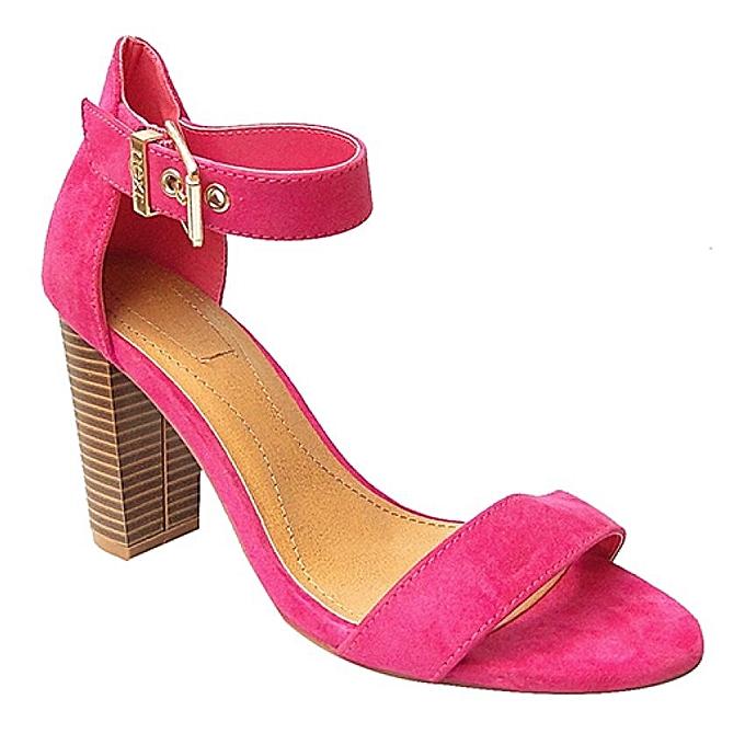 Womens Smart Formal Casual Designer High Heel Shoes Pink Jumia