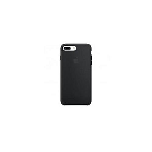 finest selection 797ff 3a5b5 Silicone Case For Apple iPhone 7/8 Plus - Black