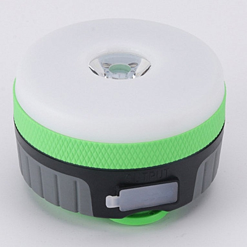 12v Outdoor Lamp Usb Lantern Led Light Tent 8w Green Grayamp; WH2D9YIE