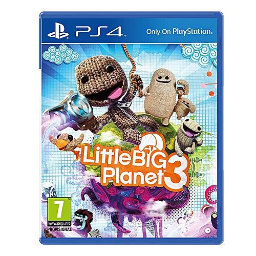 LittleBigPlanet 3 PS4 (Kids Game)