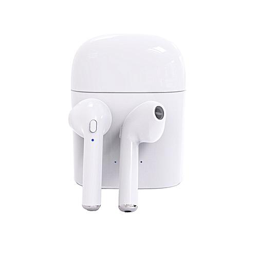 1eec299f5f2 Bluetooth Headphones, Wireless Earbuds Stereo Earphone Cordless Sport  Headsets for Apple AirPods iphone 8,