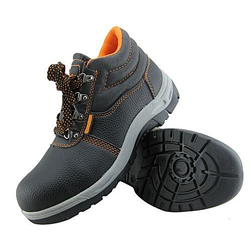 95c3febe19a Rocklander Safety Shoes/Boots - Black,Orange,Grey.