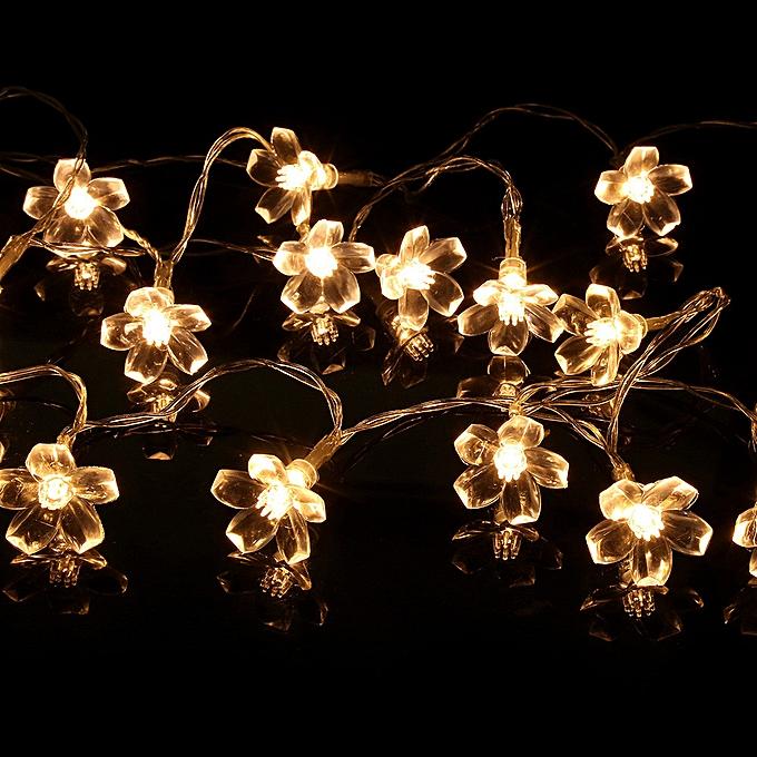 Xiuxingzi 10 Led String Lights Party Wedding Garden Outdoor Christmas Decor Lights