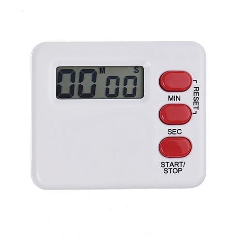 Kitchen Clock Timer 99 Minute Digital LCD Sport Countdown Calculator WH