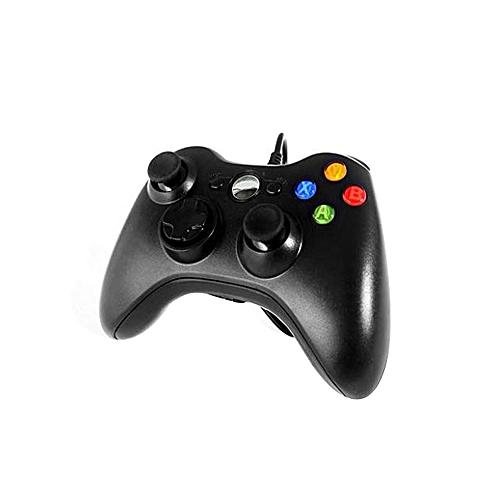 Xbox 360 Game Controller - Black