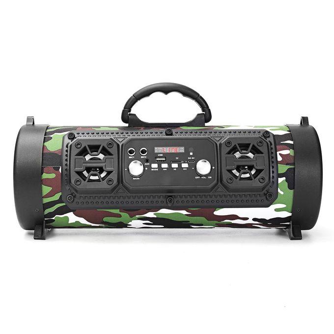Portable Bluetooth Speaker Wireless Stereo Loud Super Bass Sound Aux USB TF