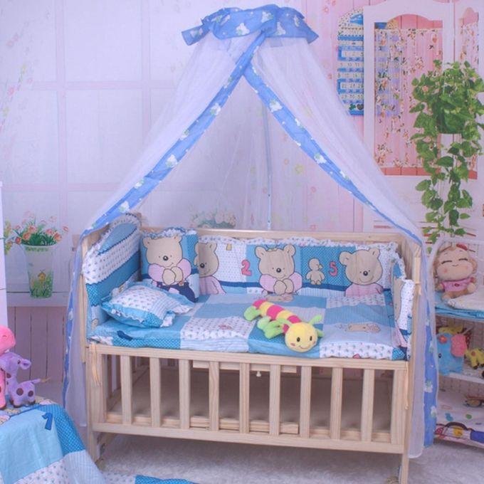 Shop Baby Infant Nursery Mosquito Bedding Crib Canopy Net ...