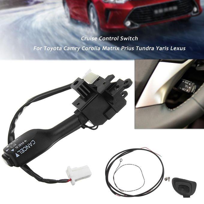 Cruise Control Switch for Toyota Camry Corolla Tundra  RAV4  LEXUS 84632-34011