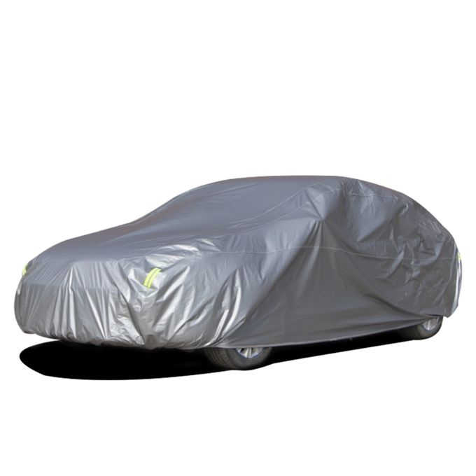 Waterproof Car Cover >> Uv Protection Waterproof Car Cover Silver