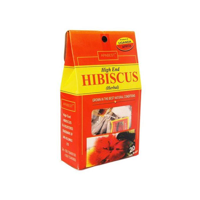 Apabest Hibiscus Tea 20 Bags
