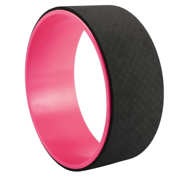 """Yoga Wheel Health/&Fitness-Extra Strength Prop with Premium Mat Material 13/"""" BA"""