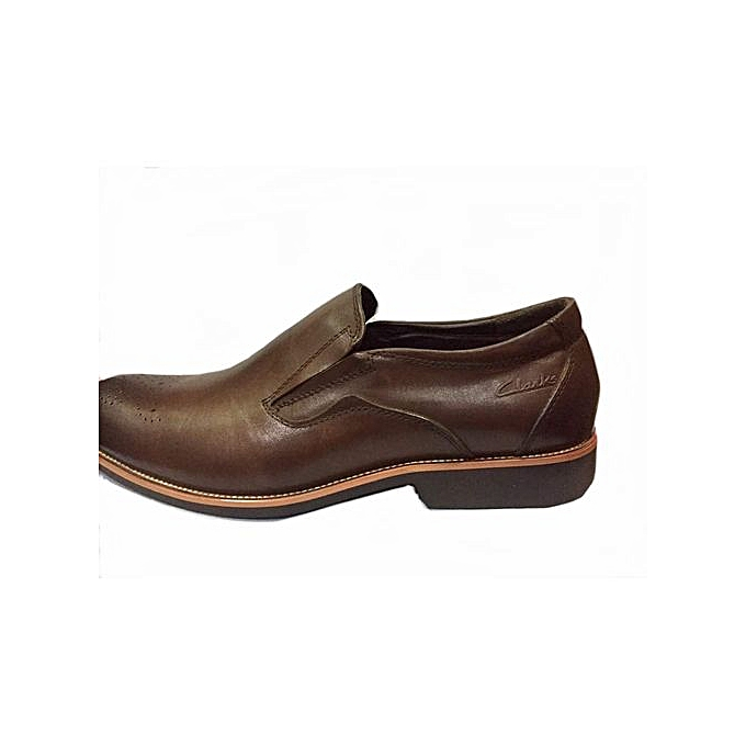 0dcf60d54310 Classic Leather Clarks Shoes Jumia Brown Uganda wxUZ6Hqfw