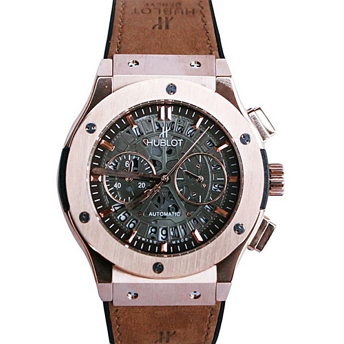 Hublot Geneve Automatic Men S Watch Gold