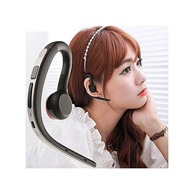01f3e4bcaa0 Buy Generic Bluetooth Headset Handsfree Headphone Earphones—black ...