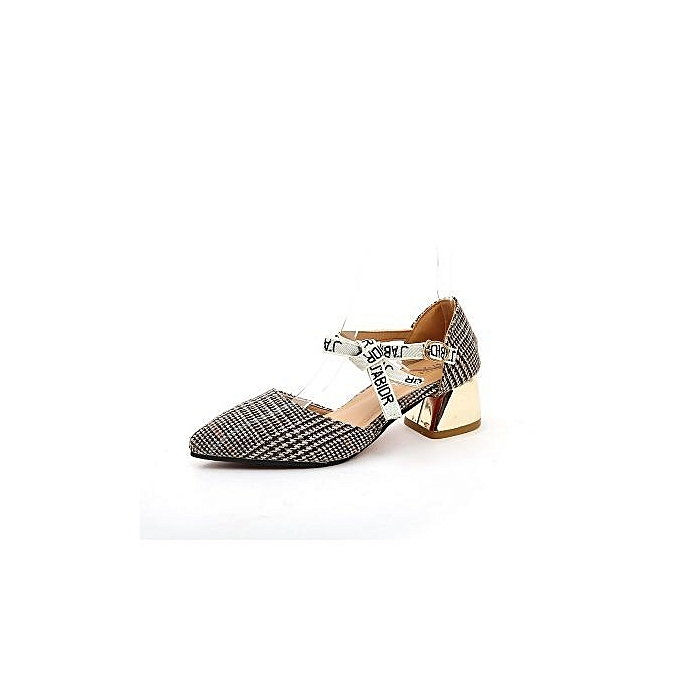 509bc6ac99 Single Shoe Female 2018 New Fairy Shoes Retro Summer Sandals Small Fresh High  Heel Women Thick