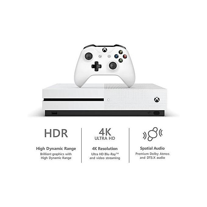 Xbox One S 1TB FIFA 19 Bundle