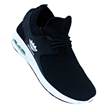 on sale a8bb7 d3251 Low Top Sneakers - Black, White