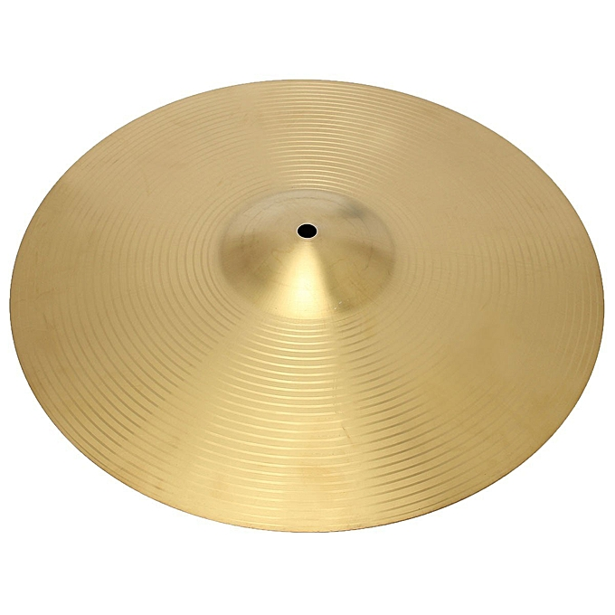 16'' Splash Hi-hat Crash Ride Cymbal Drummer Brass Music