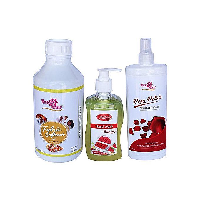 Natural Fabric Freshener Review