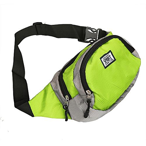 02d2eda8c46c Running Bum Bag Travel Handy Hiking Sport Fanny Pack Waist Belt Zip Pouch