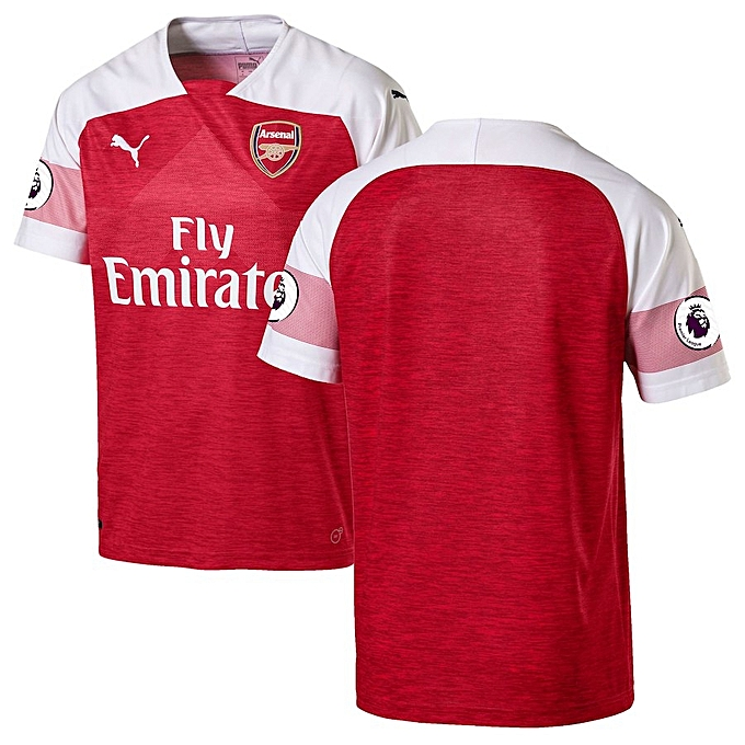 low priced 17192 16b69 Arsenal Adult Home Shirt jersey - Red, White