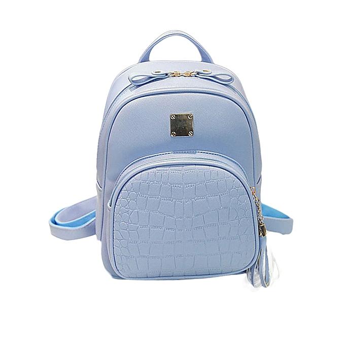 ea9ae346e69b1 Haimok New Fashion Women Backpacks Girl School Bag High Quality Ladies Bags  BU