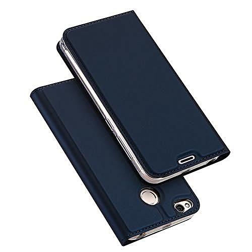 reputable site 2e052 c35ec Leather Case For Xiaomi Redmi 4X Luxury Thin Flip Soft Stand Wallet TPU  Cover Lite Case