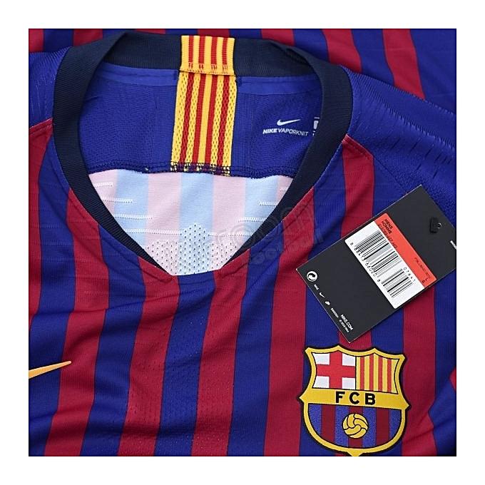 Generic Barcelona Home Jersey Replica 2018 19 - Blue 14acd42d4