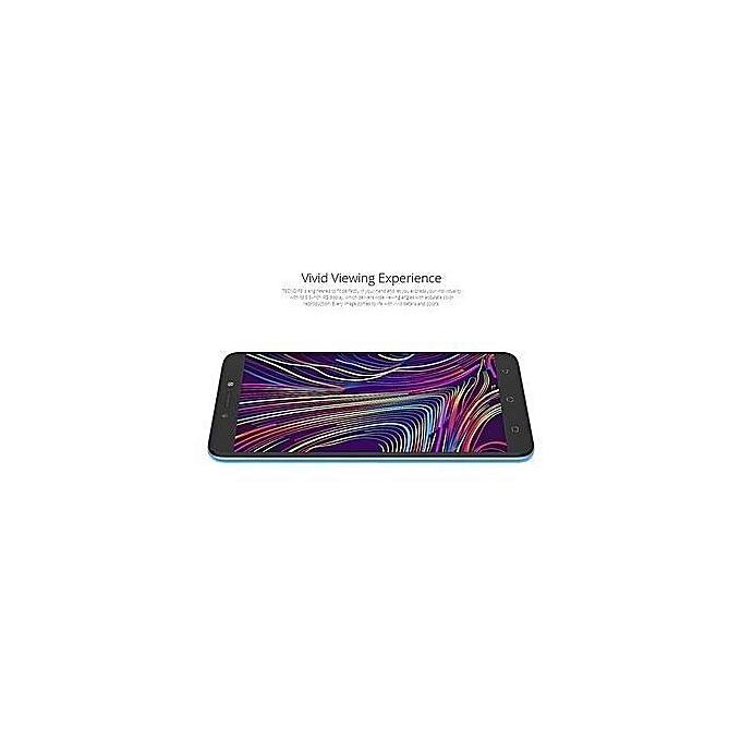 Tecno F3 (POP 1) - 1GB RAM, 8GB HDD, 5MP Dual Flash Camera , Dual SIM -  Sapphire Blue, Black, Red, Gold