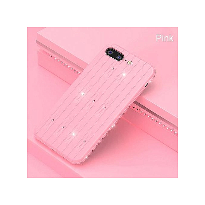 a666991917 Flexible Fitted Phone Cases For IPhone 7 Soft TPU Anti Skid Shock Resistant  Full Protecting For