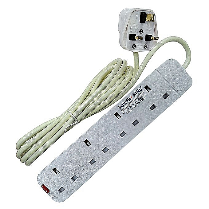 Buy Power King 4way Power king Extension Cable @ Best Price Online ...