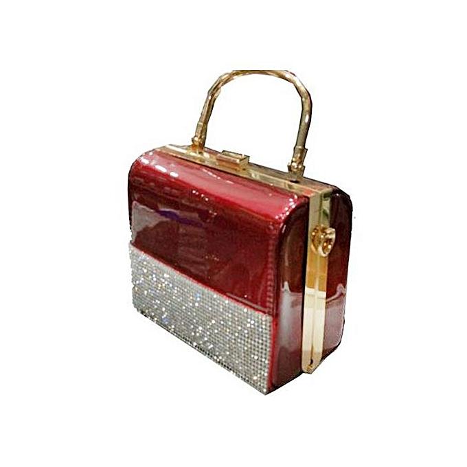 5a884b5b363b Buy Generic Ladies' Designer Bag - Red online | Jumia Uganda