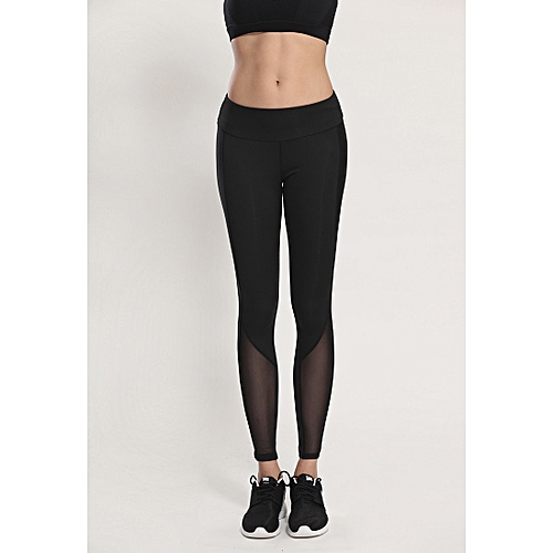 24ee059809fff Buy Generic Ladies Yoga Leggings Hosiery Breathable Yoga Pants online |  Jumia Uganda