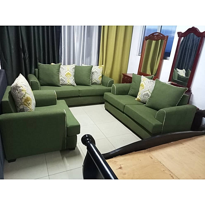 Sofa Sets In Uganda: Buy White Label 6 Sitter Classic Sofa Set